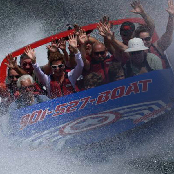 Smoky Mountain 6m Jet Boat
