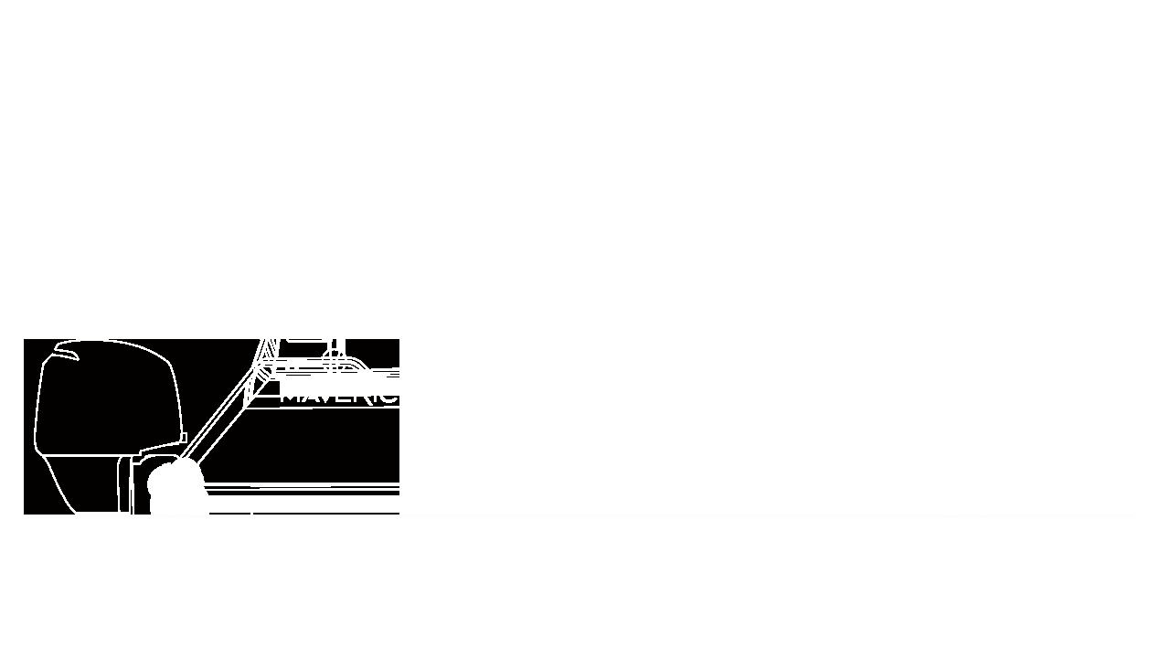 Maverick rebel profile hall marine deisgn