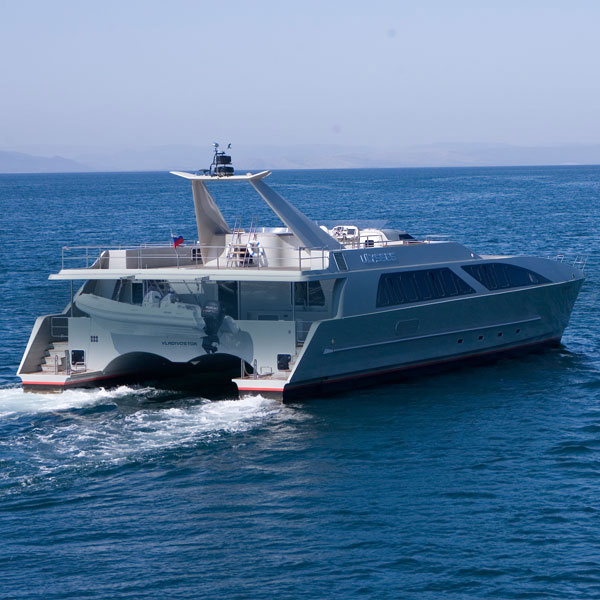 Ulysses 22m Catamaran