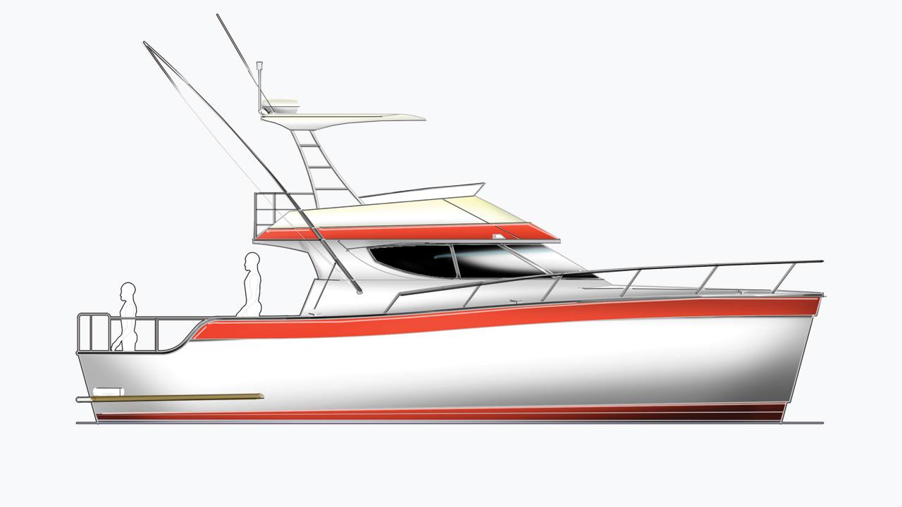 12m Catamaran Aluminium