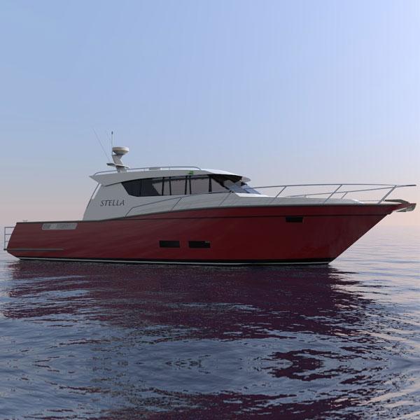 14.6m IPS Sports Cruiser
