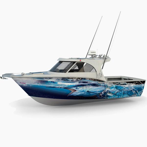 Bonze Offshore 800