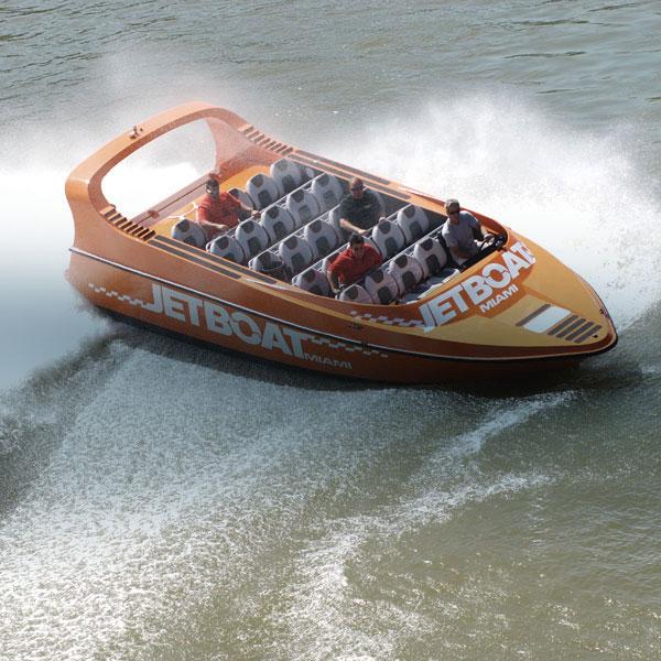 9m Jet Boat