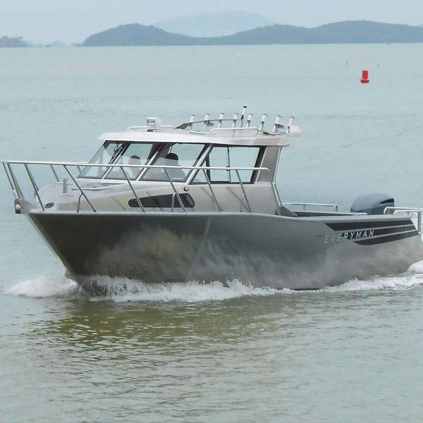 Everyman Boats 850