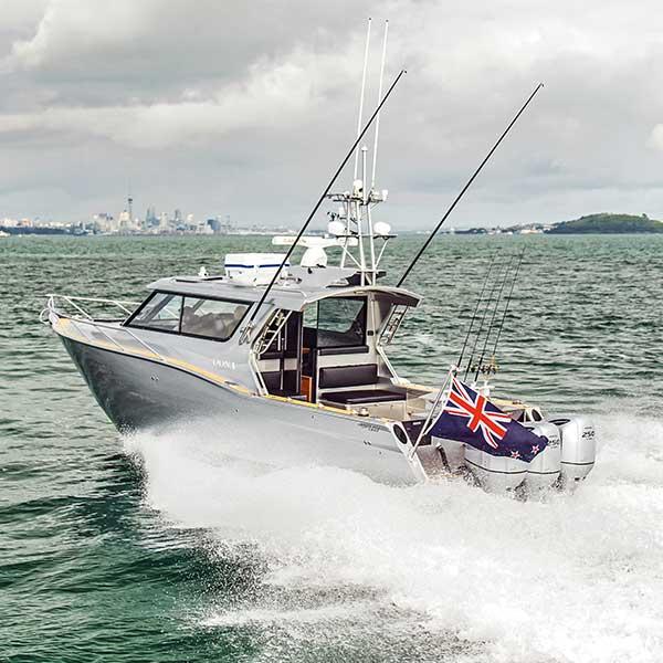 White Pointer 1050 Custom Cruiser