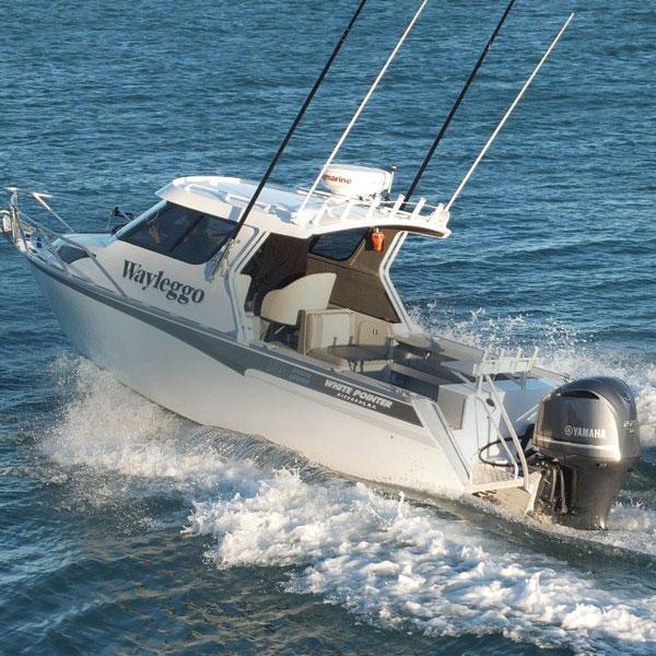 White Pointer 730 Sports Cruiser