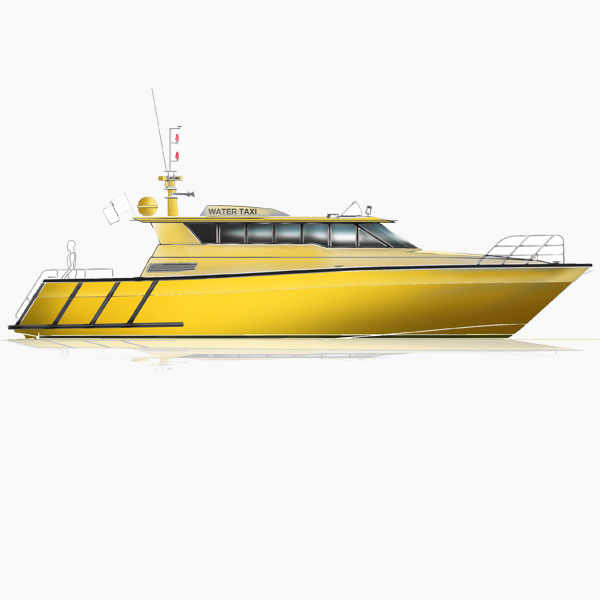15m Water Taxi