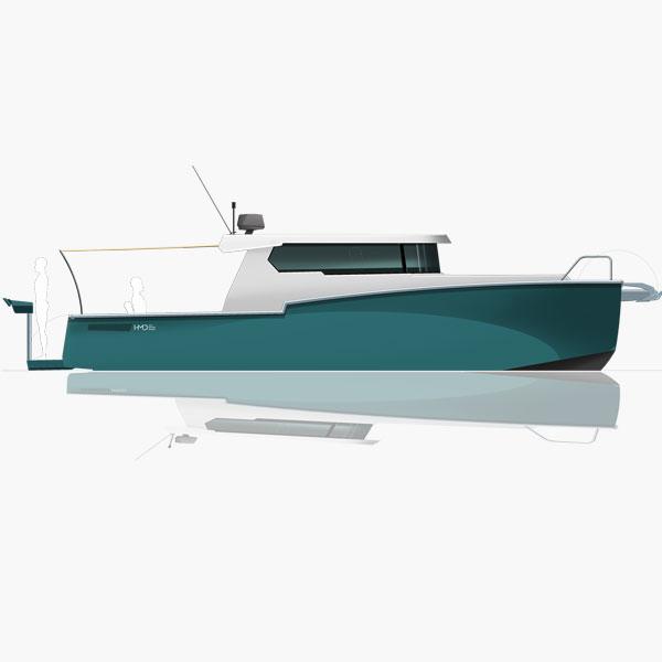 10m Cruiser Design
