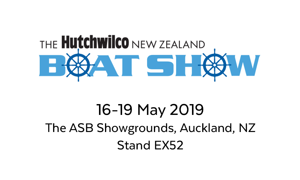 Hutchwilco Boat Show 2019, Auckland 16-19 May, NZ